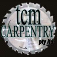 TCM Carpentry Logo