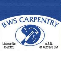 BWS Carpentry Logo