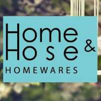 Home & Hose Indoor & Outdoor Homewares Logo