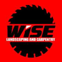 Wise Landscaping and Carpentry Logo