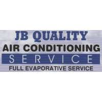 JB Quality Air Conditioning Service Logo