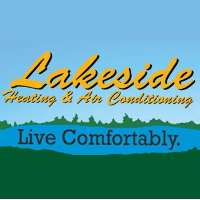 Lakeside Heating & Cooling Logo