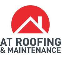 AT Roofing & Maintenance Logo