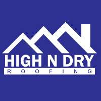 High N Dry Roofing Logo