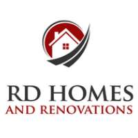 RD Homes and Renovations Logo