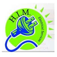 HIM Electrical Services Logo