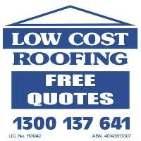 Low Cost Roofing Logo