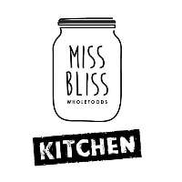 Miss Bliss Whole Foods Kitchen Logo
