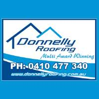 Donnelly Roofing Logo