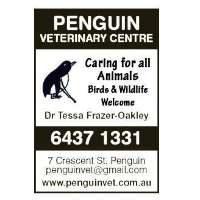 Penguin Veterinary Centre Logo