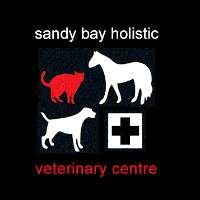Sandy Bay Holistic Veterinary Centre Logo