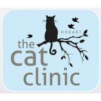 The Cat Clinic Hobart Logo