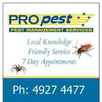 Propest Pest Management Services Logo
