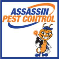 Assassin Pest Control Logo