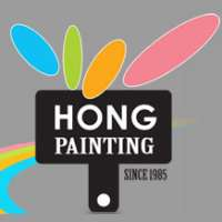 Hong Painting Logo
