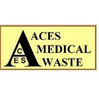 Aces Medical Waste Logo