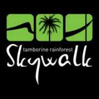Tamborine Rainforest Skywalk Logo