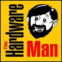 The Hardware Man Logo