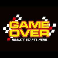 Game Over Kart Logo