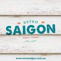 Retro Saigon Logo