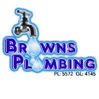 Brown's Plumbing Pty Ltd Logo