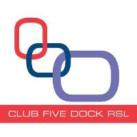 Club Five Dock RSL Logo