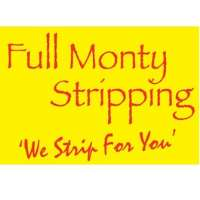 Full Monty Stripping Logo