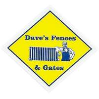 Dave's Fences & Gates Logo