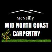 Mid North Coast Carpentry Logo