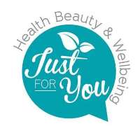 Just For You Beauty Spa & Salt Cave Sanctuary Logo