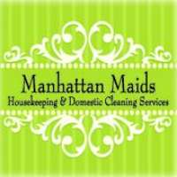 Manhattan Maids  Logo