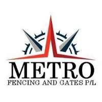 Metropolitan Fencing and Gates Pty Ltd Logo