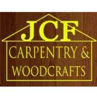 JCF Carpentry & Woodcrafts Logo