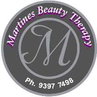 Martines Beauty Therapy Logo