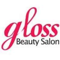Gloss Beauty Salon Logo
