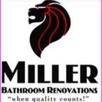 Miller Bathroom Renovations Logo
