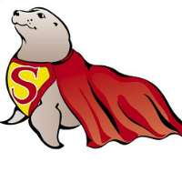 Super Shower Seal Logo