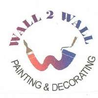 Wall 2 Wall Painting & Decorating Logo