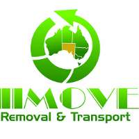 II Move Removals & Transport Logo