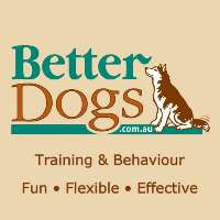 Better Dog School Logo