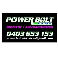 Power Bolt Electrical Logo