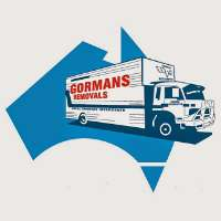 Gormans Removals Logo