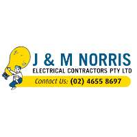 J&M Norris Electrical Contractors Pty Ltd Logo