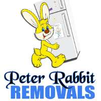 Peter Rabbit Removals Logo