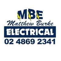 Matthew Burke Electrical Pty Ltd Logo