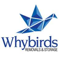 Whybirds Removals Logo