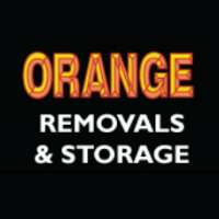 Orange Removals & Storage Logo