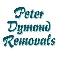 Peter Dymond Removals Logo