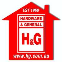 Hardware and General Supplies Limited Logo