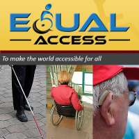 Equal Access Disability Access Consultants Logo